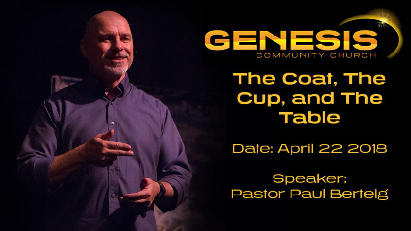 The Coat The Cup and The Table - Paul Berteig